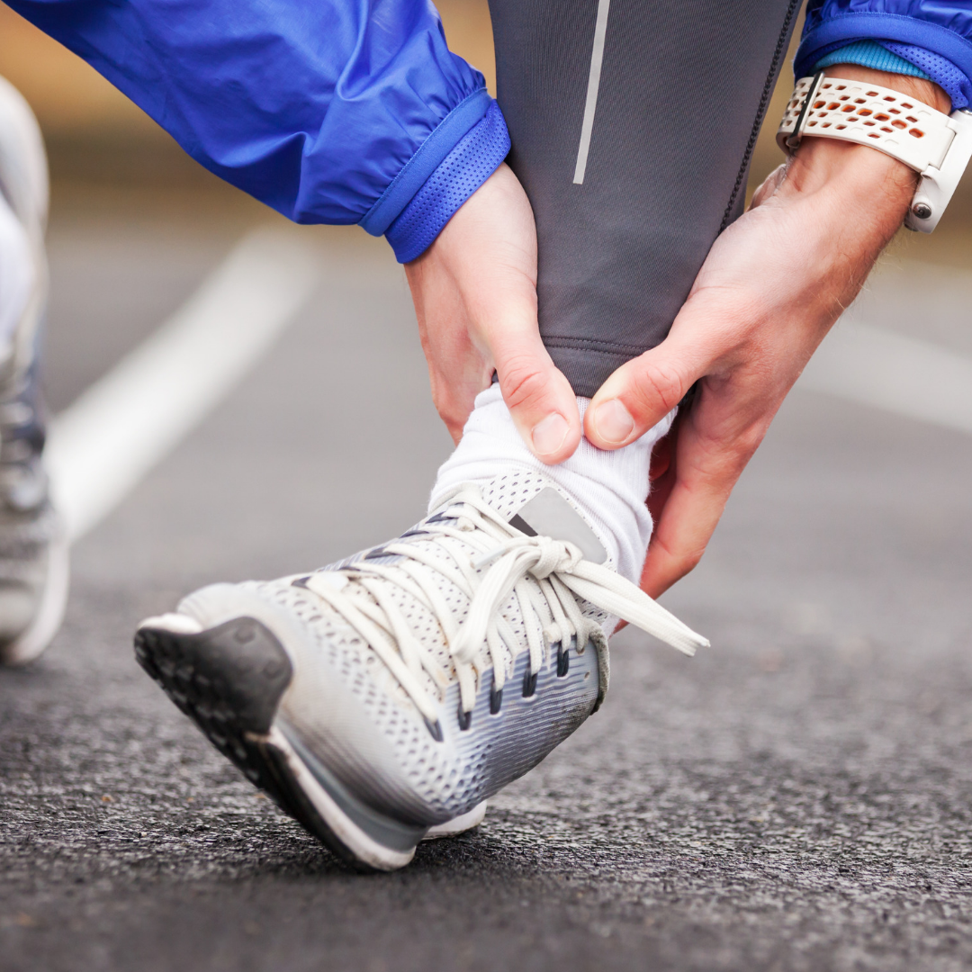 Don't let these ankle sprain mistakes cost you a semi finals appearance!