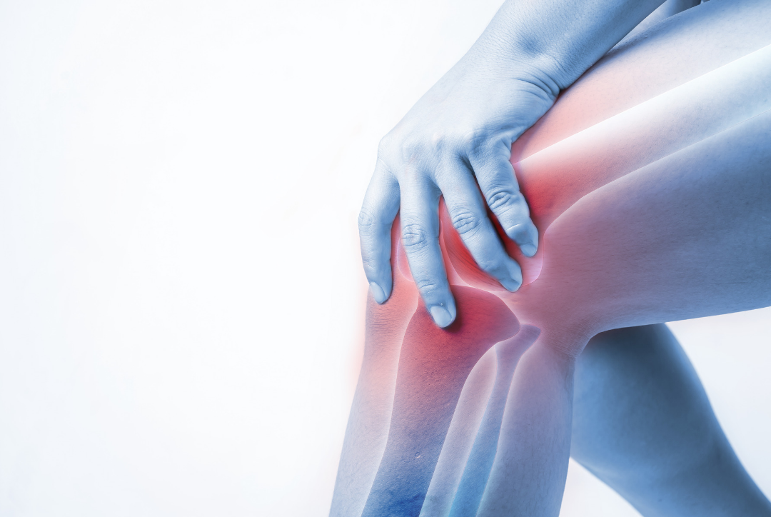 Knee pain: It Won't Grow Away