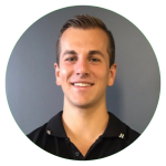 profile of Physiotherapist, Jay McGuinness
