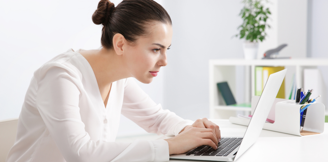 Is Working From Home a Pain In The Neck?