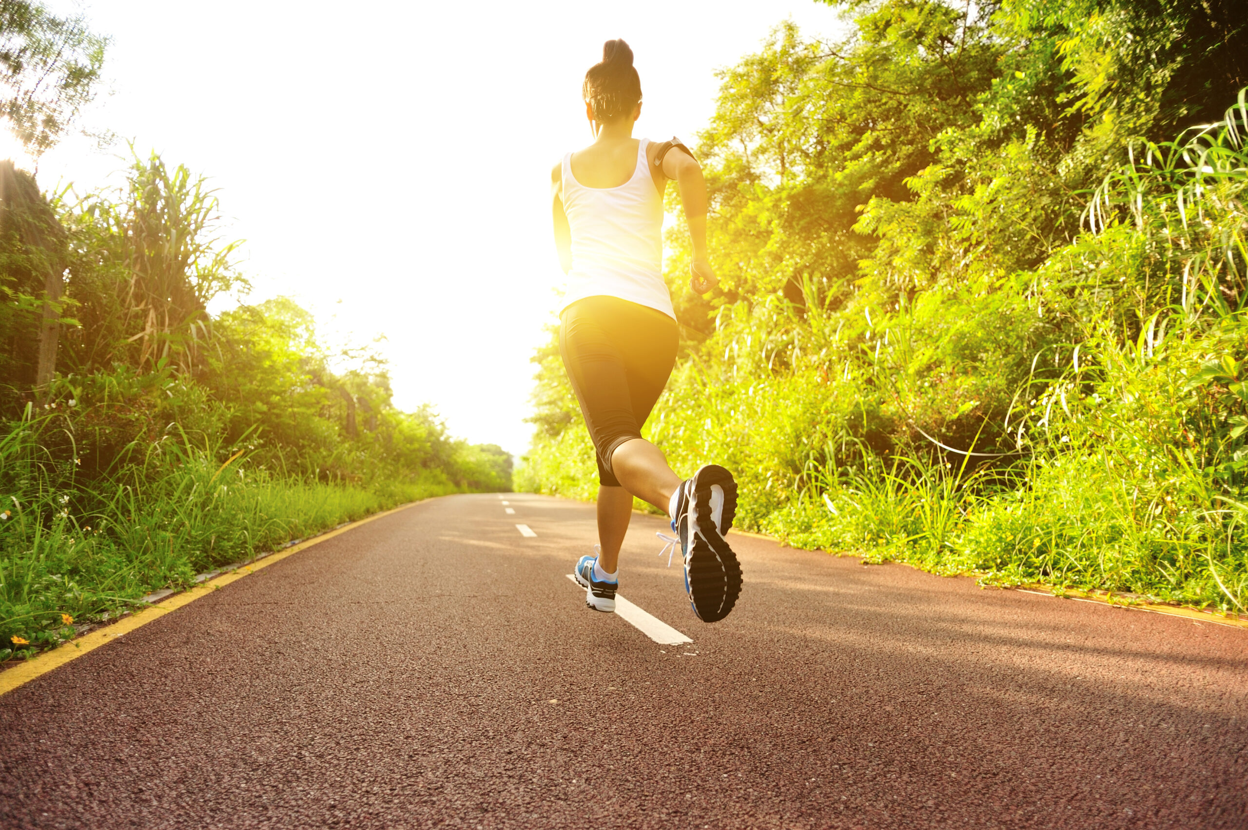 Newbie Runner Tips: How Far Should I Run?